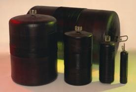 Пневматические заглушающие устройства (пневматические заглушки для труб)